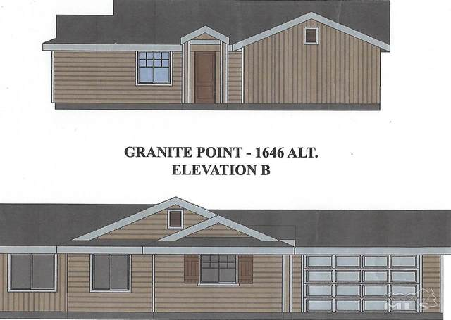286 Granite Court Lot 39, Dayton, NV 89403 (MLS #210001846) :: NVGemme Real Estate