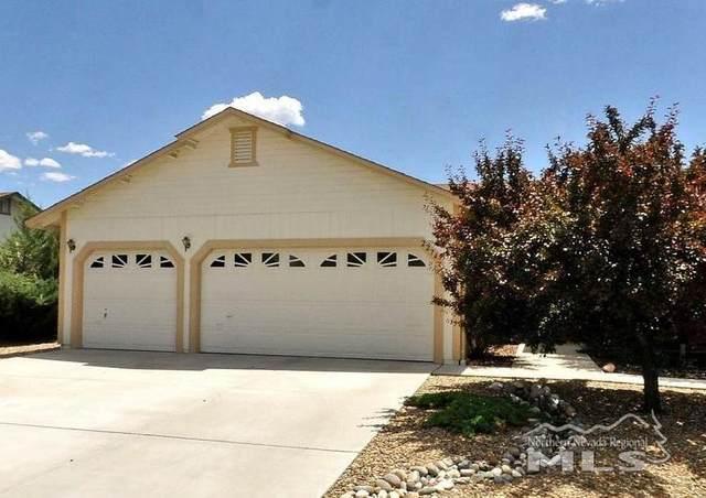 2274 Penguin Drive, Sparks, NV 89441 (MLS #210001855) :: NVGemme Real Estate