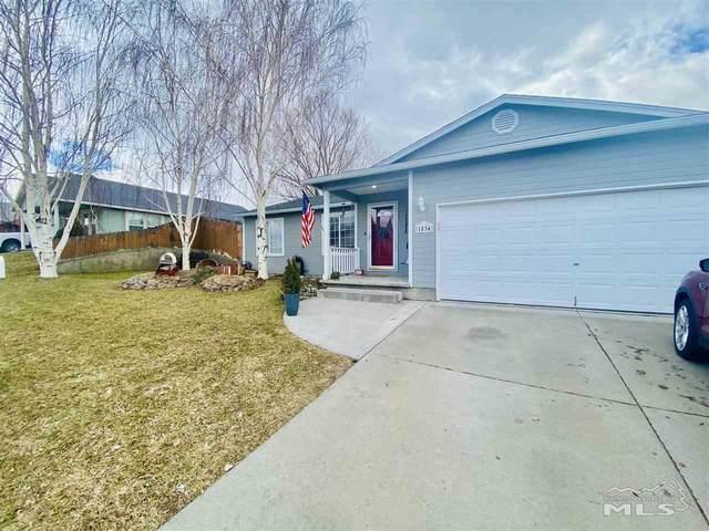 1834 Scott St., Winnemucca, NV 89445 (MLS #210001869) :: NVGemme Real Estate