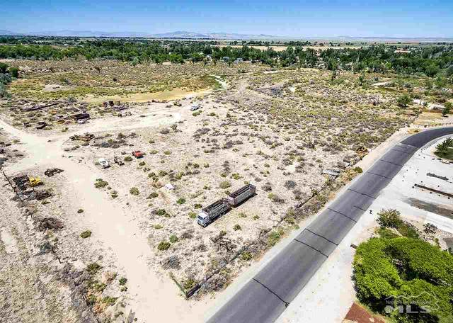0 Coleman Rd, Fallon, NV 89406 (MLS #210001884) :: NVGemme Real Estate