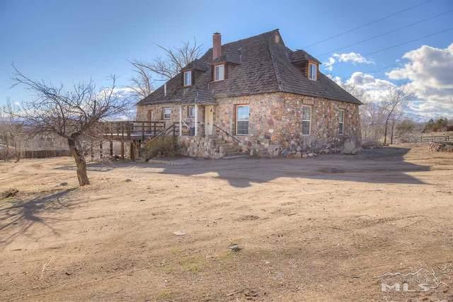 4000 Wedekind, Sparks, NV 89431 (MLS #210001888) :: NVGemme Real Estate