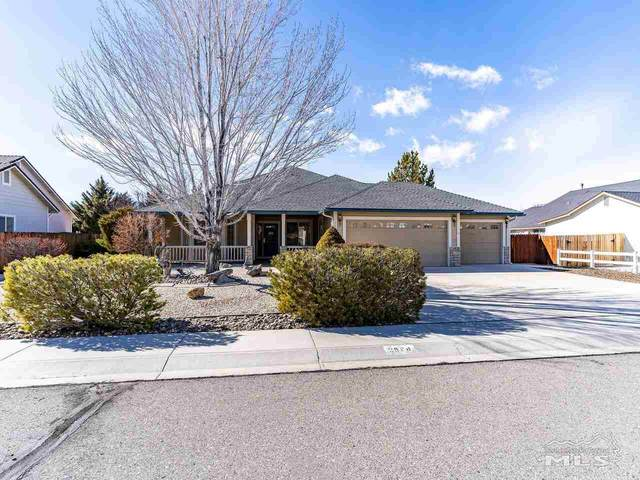 2988 Del Rio Ln, Minden, NV 89423 (MLS #210001894) :: Colley Goode Group- eXp Realty
