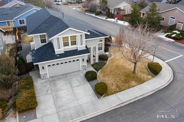 9593 Black Bear Drive, Reno, NV 89506 (MLS #210001916) :: Chase International Real Estate