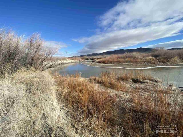 995 S Eden Valley Rd, Golconda, NV 89414 (MLS #210001921) :: NVGemme Real Estate