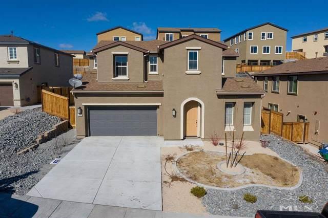 3053 Creekside Ln, Sparks, NV 89431 (MLS #210001954) :: Craig Team Realty