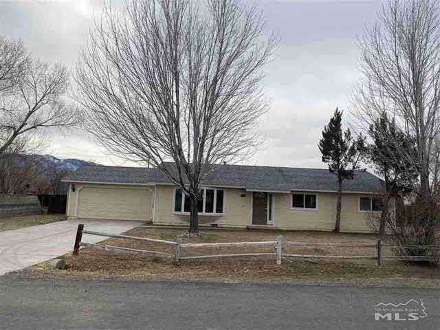 110 Ring, Dayton, NV 89403 (MLS #210001955) :: NVGemme Real Estate