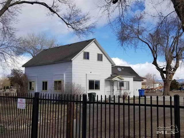 1409 Interest Lane, Gardnerville, NV 89410 (MLS #210001958) :: Chase International Real Estate