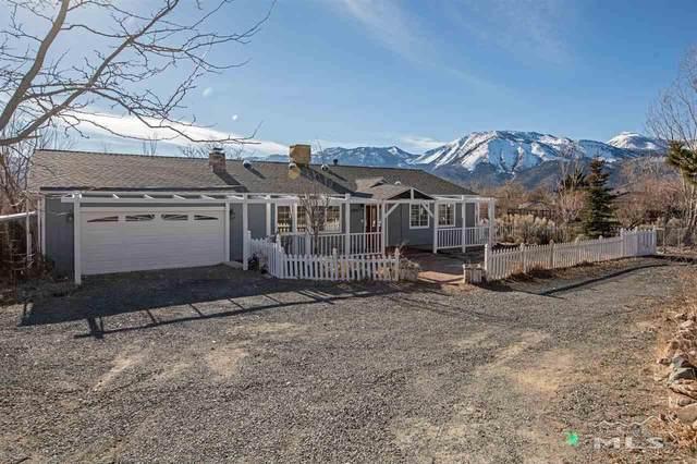 2995 Eastlake Blvd, Washoe Valley, NV 89704 (MLS #210001964) :: The Mike Wood Team