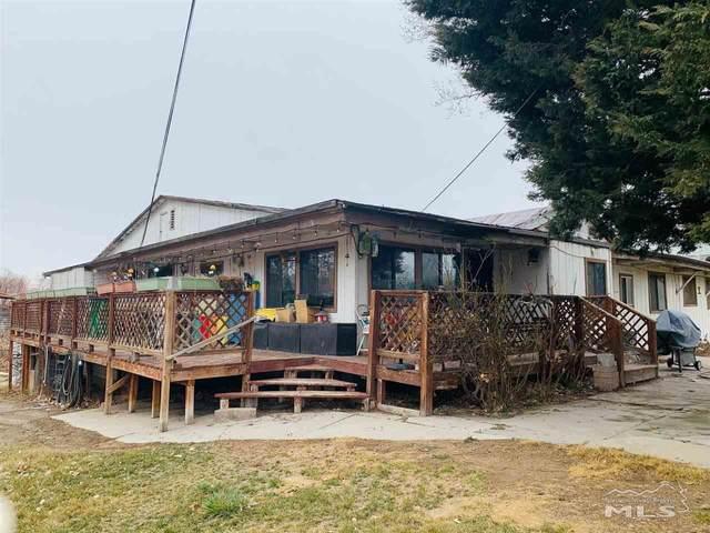 310 E Gepford Pkwy, Sun Valley, NV 89433 (MLS #210001974) :: NVGemme Real Estate