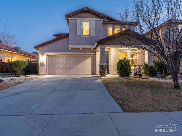 3747 Allegrini Drive, Sparks, NV 89436 (MLS #210001975) :: The Mike Wood Team