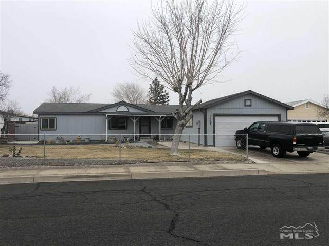 1008 Jasper Way, Fernley, NV 89408 (MLS #210001976) :: Chase International Real Estate