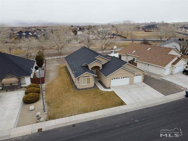 778 Divot Drive, Fernley, NV 89408 (MLS #210001983) :: Chase International Real Estate