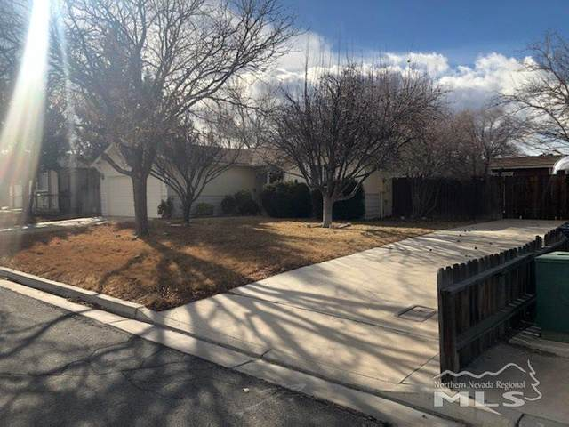 470 Aspen Way, Fernley, NV 89408 (MLS #210002016) :: Chase International Real Estate