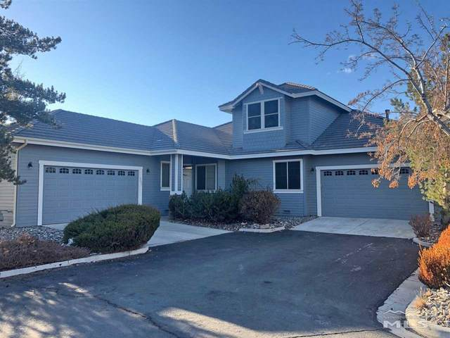 6625 Aston Circle, Sparks, NV 89436 (MLS #210002017) :: The Mike Wood Team