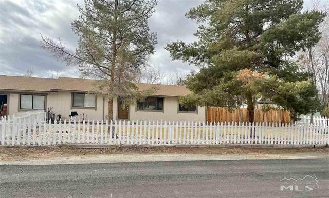 90 Leo Drive, Sparks, NV 89441 (MLS #210002018) :: The Mike Wood Team