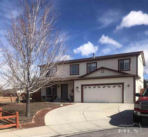 18169 Alexandria Dr., Reno, NV 89508 (MLS #210002019) :: Chase International Real Estate