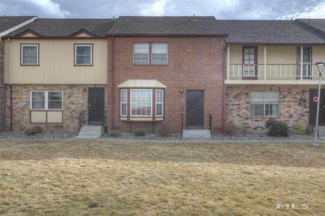 445 Pine Meadows 27G, Sparks, NV 89431 (MLS #210002021) :: Theresa Nelson Real Estate