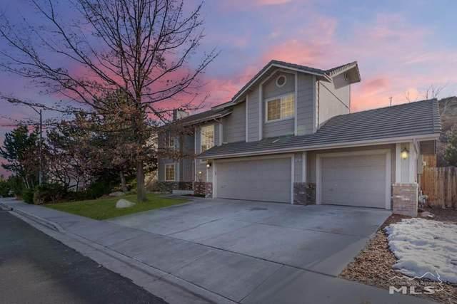 6503 Evans Creek Dr, Reno, NV 89519 (MLS #210002032) :: Vaulet Group Real Estate