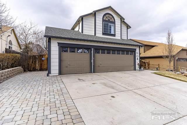 8651 Silver Shores Dr., Reno, NV 89506 (MLS #210002034) :: Chase International Real Estate