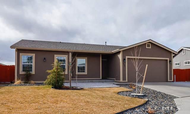 18666 Granite Peak Ct, Reno, NV 89508 (MLS #210002054) :: NVGemme Real Estate