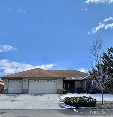 1371 Stodick Lane, Gardnerville, NV 89410 (MLS #210002057) :: Vaulet Group Real Estate