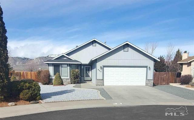 960 Hilltop Court, Carson City, NV 89705 (MLS #210002081) :: Chase International Real Estate