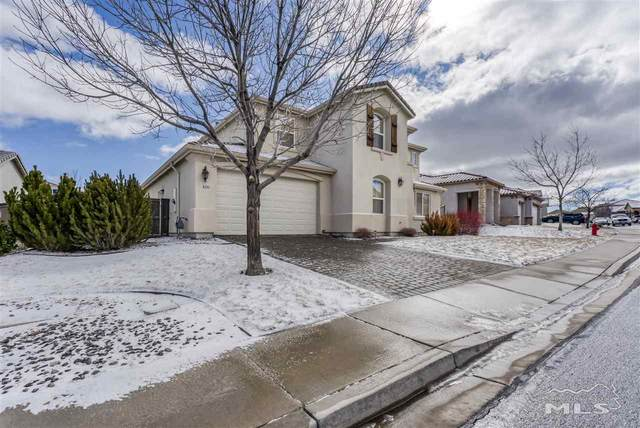 8350 Opal Ranch, Reno, NV 89506 (MLS #210002086) :: NVGemme Real Estate