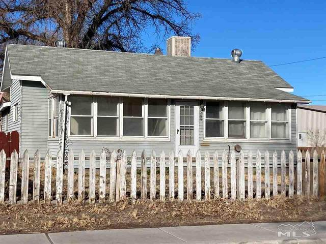 508 Humboldt St., Fallon, NV 89406 (MLS #210002090) :: Chase International Real Estate