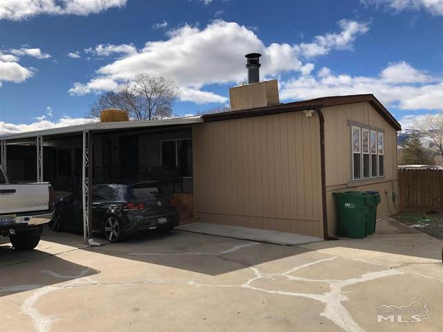 320 Capricorn, Reno, NV 89521 (MLS #210002109) :: NVGemme Real Estate