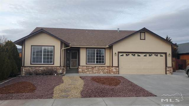 974 Hilltop Dr, Carson City, NV 89705 (MLS #210002114) :: Chase International Real Estate
