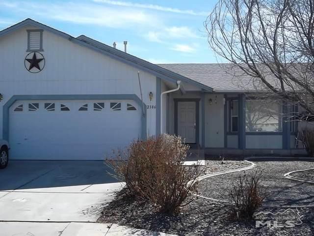 2386 Albatross, Sparks, NV 89441 (MLS #210002115) :: NVGemme Real Estate