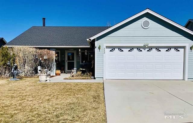 242 Walker St, Gardnerville, NV 89410 (MLS #210002118) :: Theresa Nelson Real Estate
