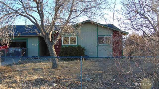 178 Roughing It Rd, Dayton, NV 89403 (MLS #210002119) :: Chase International Real Estate