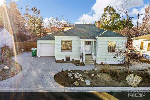 1619 Knox Ave, Reno, NV 89509 (MLS #210002126) :: The Mike Wood Team