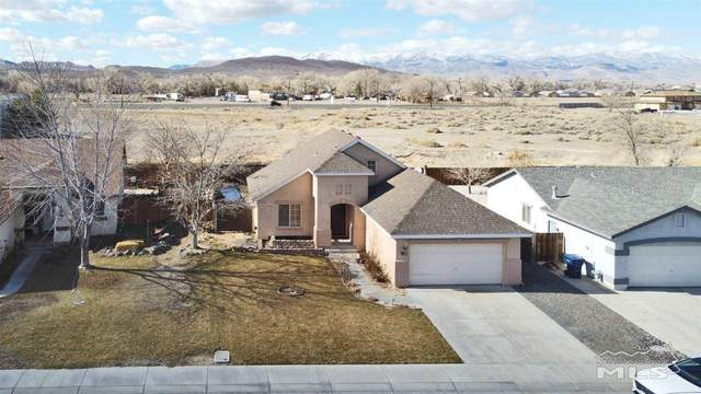 317 Marshall Street, Fernley, NV 89408 (MLS #210002128) :: Chase International Real Estate