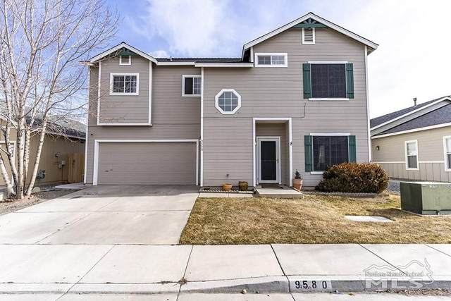 9580 Brightridge Dr, Reno, NV 89506 (MLS #210002129) :: Chase International Real Estate