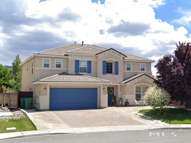 11398 N Parma Court, Reno, NV 89521 (MLS #210002130) :: NVGemme Real Estate