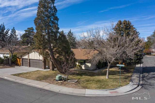 955 Singingwood Dr, Reno, NV 89509 (MLS #210002133) :: The Mike Wood Team