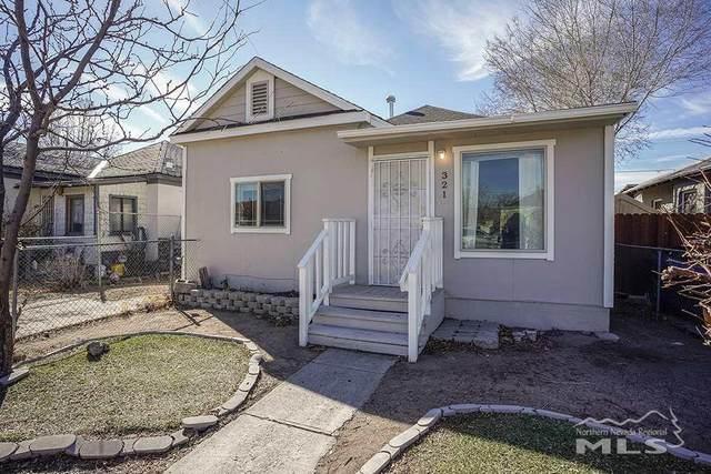 321 7th Street, Sparks, NV 89431 (MLS #210002134) :: NVGemme Real Estate