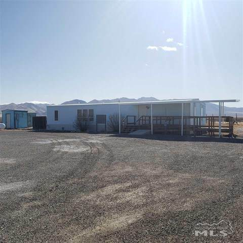 2770 Horseshoe Road, Battle Mountain, NV 89820 (MLS #210002151) :: Theresa Nelson Real Estate