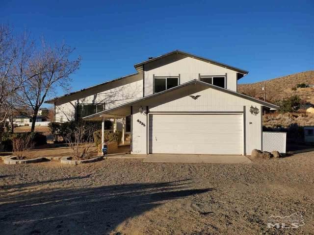 4325 Jumbo Grade Way, Washoe Valley, NV 89704 (MLS #210002155) :: Theresa Nelson Real Estate