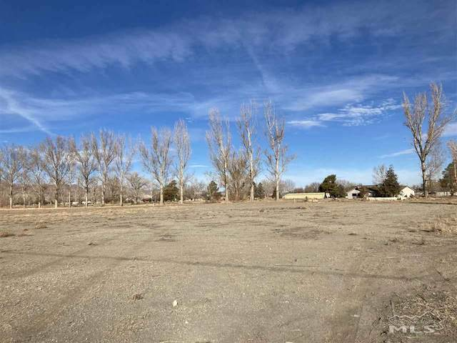 155 Nv-208, Yerington, NV 89447 (MLS #210002156) :: Chase International Real Estate