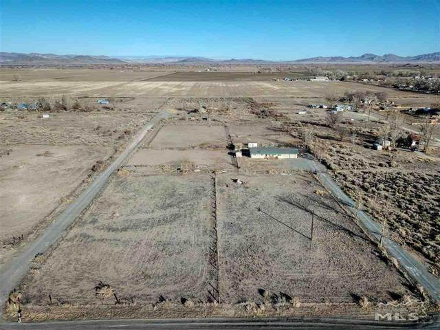 204 N Hwy 95A, Yerington, NV 89447 (MLS #210002157) :: Chase International Real Estate