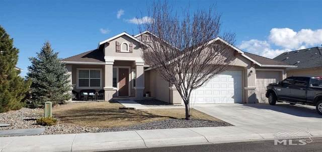 1513 Gilman Ave, Gardnerville, NV 89410 (MLS #210002158) :: Vaulet Group Real Estate