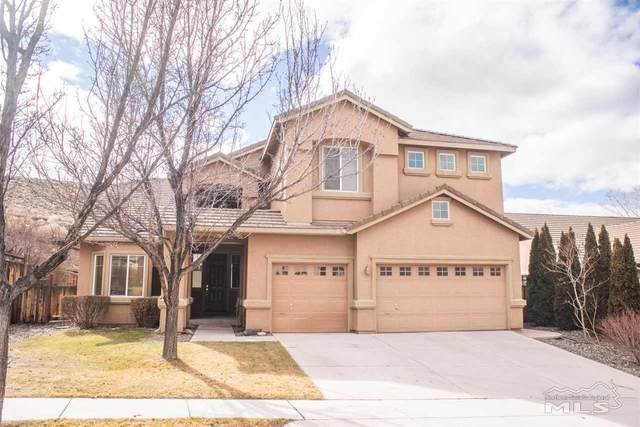 5835 Ingleston Dr, Sparks, NV 89436 (MLS #210002164) :: The Mike Wood Team