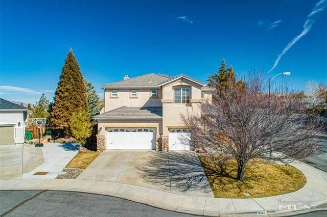 4545 Pyramid Peak Cir, Sparks, NV 89436 (MLS #210002166) :: Chase International Real Estate