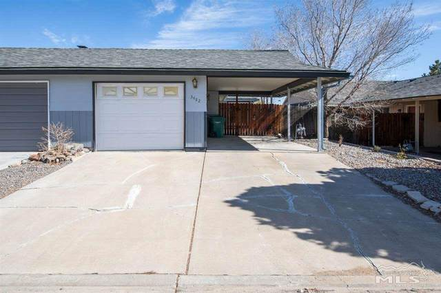 3482 Terrace Knoll Ct., Reno, NV 89512 (MLS #210002169) :: NVGemme Real Estate
