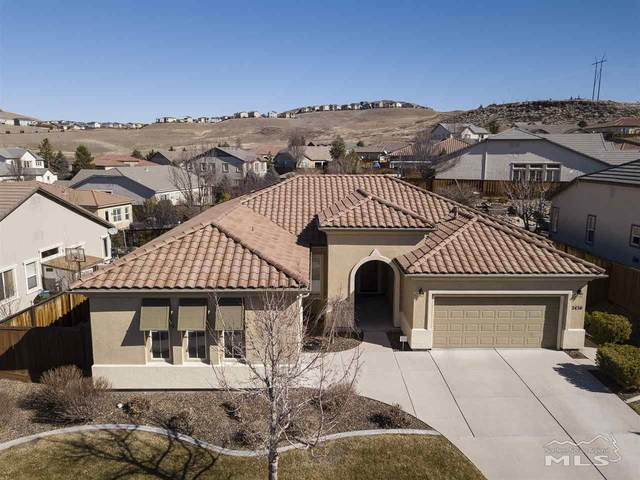 2436 Firenze Drive, Sparks, NV 89434 (MLS #210002172) :: Morales Hall Group