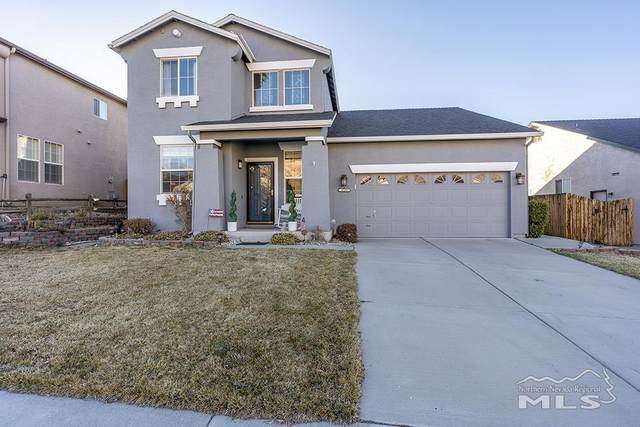 3759 Culpepper Drive, Sparks, NV 89436 (MLS #210002181) :: Chase International Real Estate