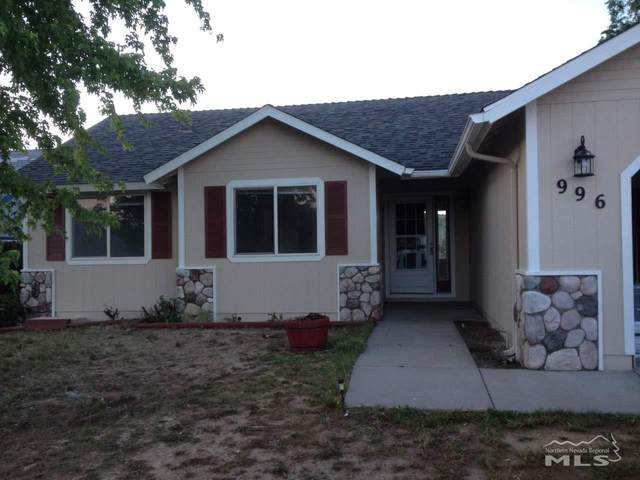 996 Haystack, Carson City, NV 89705 (MLS #210002196) :: Chase International Real Estate